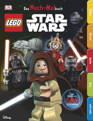 Das Mach-Malbuch - LEGO Star Wars
