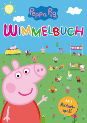Peppa Pig Wimmelbuch Cover