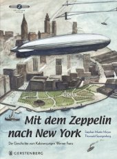 Mit dem Zeppelin nach New York Cover