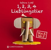 1, 2, 3, 4 Lieblingstier Cover