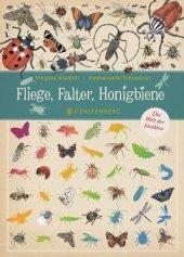 Fliege, Falter, Honigbiene Cover