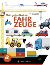 Mein großes Buch der Fahrzeuge Cover