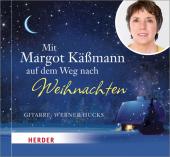 Mit Margot Käßmann auf dem Weg nach Weihnachten, 1 Audio-CD Cover
