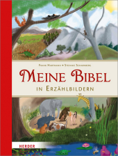 Meine Bibel in Erzählbildern Cover