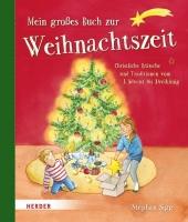 Mein großes Buch zur Weihnachtszeit Cover