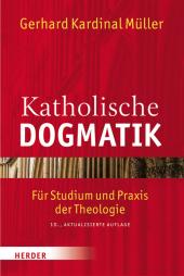 Katholische Dogmatik Cover