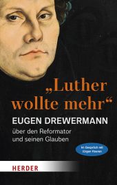 'Luther wollte mehr' Cover