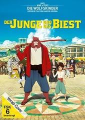 Der Junge und das Biest, 1 DVD