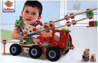 HEROS Constructor, Kranwagen