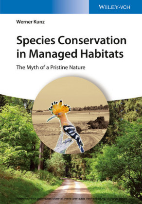 Species Conservation in Managed Habitats