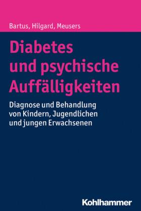 Diabetes und psychische Auffälligkeiten