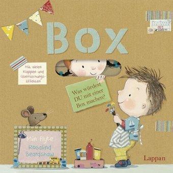 Box - Was würdest Du mit einer Box machen?