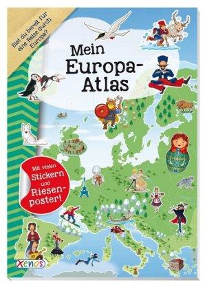 Mein Europa-Atlas