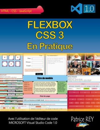 Flexbox CSS 3 en pratique