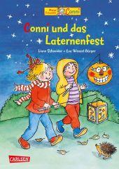 Meine Freundin Conni - Conni und das Laternenfest Cover