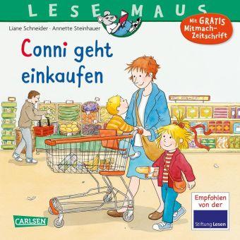Conni geht einkaufen