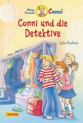 Meine Freundin Conni - Conni und die Detektive Cover
