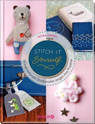 Stitch it yourself!