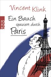 Ein Bauch spaziert durch Paris Cover