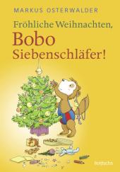 Fröhliche Weihnachten, Bobo Siebenschläfer! Cover