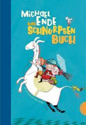 Das Schnurpsenbuch Cover
