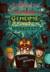 Professor Mirakels Geheime-Wünsche-Werkstatt Cover