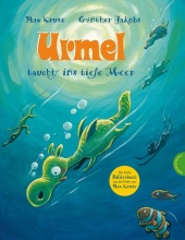 Urmel taucht ins tiefe Meer Cover