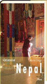 Lesereise Nepal Cover