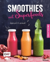 Smoothies mit Superfoods Cover