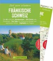 Zeit zum Wandern Fränkische Schweiz Cover