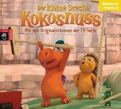 Der Kleine Drache Kokosnuss - Hörspiel zur TV-Serie, 1 Audio-CD Cover