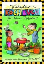 Kinder-Kochbuch für kleine Topfgucker Cover