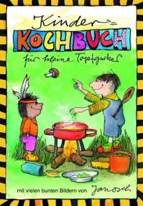 Kinder-Kochbuch für kleine Topfgucker