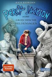 Percy Jackson erzählt: Griechische Heldensagen Cover