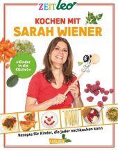 ZEIT Leo Kochen mit Sarah Wiener Cover
