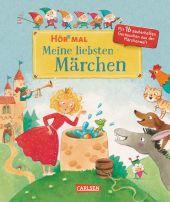Hör mal: Meine liebsten Märchen, m. Soundeffekten