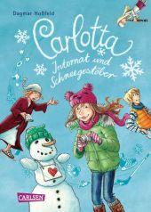 Carlotta - Internat und Schneegestöber Cover