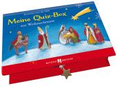 Meine Quiz-Box zur Weihnachtszeit (Kinderspiel)