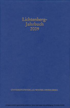 Lichtenberg-Jahrbuch 2009