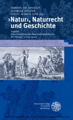 ?Natur?, Naturrecht und Geschichte