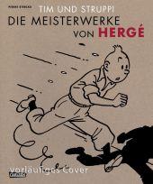 Tim und Struppi - Die Meisterwerke von Hergé Cover