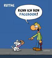 Ruthe - Kenn ich von Facebook! Cover