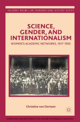 Science, Gender, and Internationalism