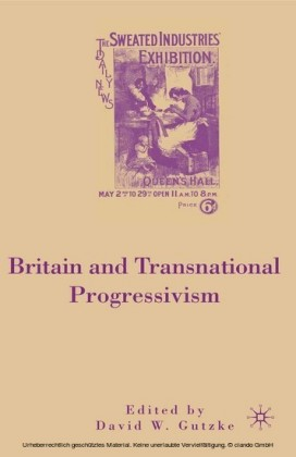 Britain and Transnational Progressivism