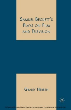 Samuel Beckett's Plays on Film and Television