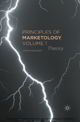 Principles of Marketology, Volume 1
