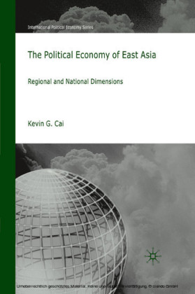 The Political Economy of East Asia