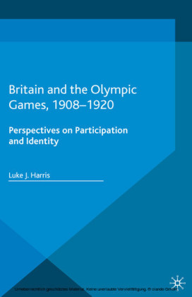 Britain and the Olympic Games, 1908-1920