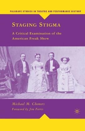 Staging Stigma