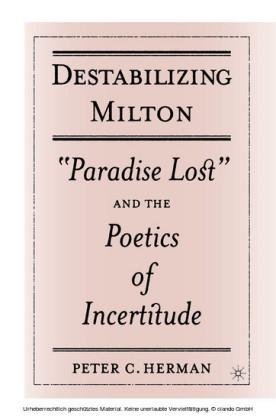 Destabilizing Milton